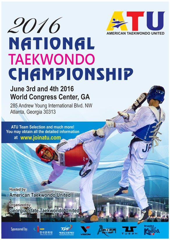 2016 ATU National Taekwondo Championship - June 3-4th ...